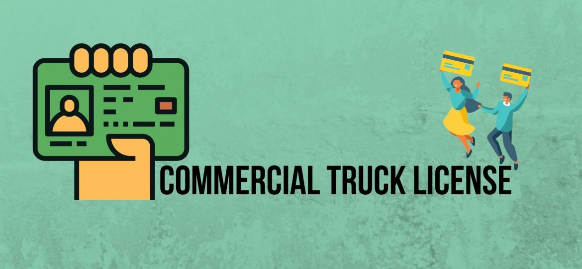 commercial truck license